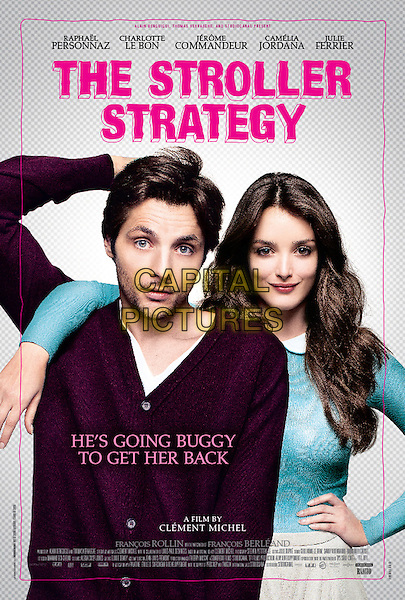 AMERICAN POSTER ART<br /> in The Stroller Strategy (2012) <br /> (La strategie de la poussette)<br /> *Filmstill - Editorial Use Only*<br /> CAP/FB<br /> Image supplied by Capital Pictures