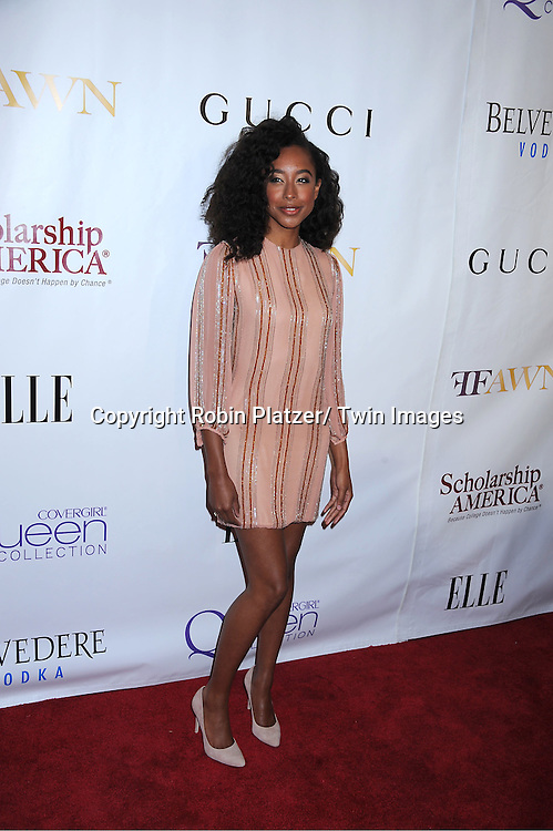 Corinne Bailey Rae attending The 2nd Annual Mary J Blige Honors Concert to Benefit FFAWN's Scholarship Fund hosted by Mary J Blige and Robbie Myers on May 1, 2011 at Hammerstein Ballroom in New York City.