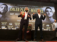 7/18/19: Las Vegas - Fox PBC Fight Night Press Conference