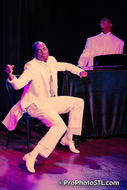 "Publicity images for ""Uptown"" musical presented by COCA in St. Louis, Missouri."