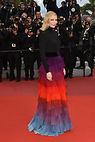 Cate Blanchett<br /> CANNES, FRANCE - MAY 14: Arrivals a the screening of 'Blackkklansman' during the 71st annual Cannes Film Festival at Palais des Festivals on May 14, 2018 in Cannes, France.<br /> CAP/PL<br /> &copy;Phil Loftus/Capital Pictures