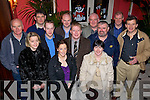 Staff of Tralee Garda station enjoying their Christmas  party at the Imperial Hotel on Saturday Night..FRom Left:    Copyright Kerry's Eye 2008