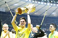 27.05.2017: 74. DFB-Pokalfinale Eintracht Frankfurt vs. Borussia Dortmund