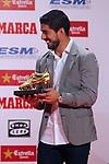 Lionel Messi Bota de Oro 2016/2017.<br /> Luis Suarez.