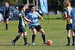 NELSON, NEW ZEALAND June 22: Div 2 Women Football Tahuna v Waimea, Tahunanui, Nelson, June 22, 2019, (Photos by Barry Whitnall/Shuttersport Limited)