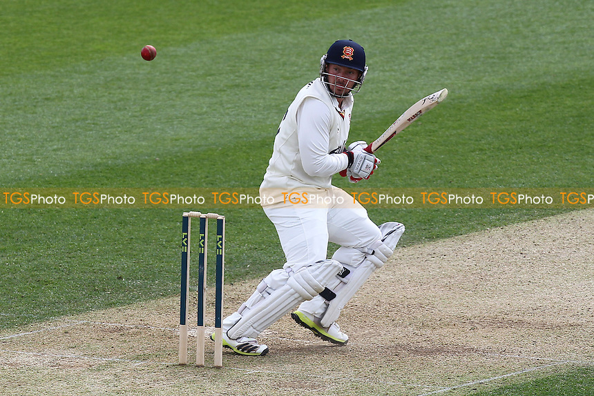 Graham Napier in batting action for Essex - Essex CCC vs Hampshire CCC - LV County Championship Division Two Cricket at the Essex County Ground, Chelmsford - 30/04/13 - MANDATORY CREDIT: Gavin Ellis/TGSPHOTO - Self billing applies where appropriate - 0845 094 6026 - contact@tgsphoto.co.uk - NO UNPAID USE.