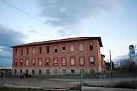 molte ex colonie della riviera adriatica sono abbandonate