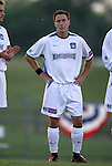 24 August 2004: Richard Mulrooney before the game. The Kansas City Wizards defeated the San Jose Earthquakes 1-0 at Blue Valley District Athletic Complex in Overland Park, KS in a semifinal game in the 2004 Lamar Hunt U.S. Open Cup..