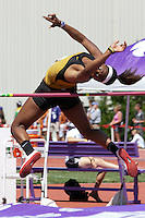 Camille Hayes Big 12 High Jump