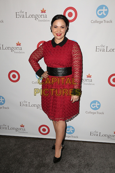 LOS ANGELES, CA - NOVEMBER 10: Gloria Calderon Kellett attends the 5th Annual Eva Longoria Foundation Dinner at Four Seasons Hotel Los Angeles at Beverly Hills on November 10, 2016 in Los Angeles, California.  <br /> CAP/MPI/PA<br /> &copy;PA/MPI/Capital Pictures