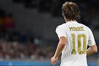 Luka Modric of Real Madrid <br /> Roma 11/08/2019 Stadio Stadio Olimpico Football friendly match pre season 2019/2020 AS Roma - Real Madrid <br /> Mabel Green Cup Trophy <br /> Foto Andrea Staccioli / Insidefoto