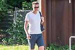 24.06.2020, wohninvest Weserstadion Trainingsplatz, Bremen, GER, 1. FBL, Training SV Werder Bremen, <br /> <br /> im Bild<br /> Tim Borowski (Co-Trainer SV Werder Bremen)<br /> <br /> Foto © nordphoto / Paetzel