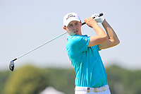 Matthew Fitzpatrick (ENG) on the 13th tee during Round 1 of the HNA Open De France at Le Golf National in Saint-Quentin-En-Yvelines, Paris, France on Thursday 28th June 2018.<br /> Picture:  Thos Caffrey | Golffile