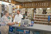 Pharmacist, Main Street, Moorestown, New Jersey