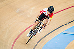 John Nicolas Plesich of Omicron in action during the Open Qualifying (200M Flying Start) at the Hong Kong Track Cycling Race 2017 Series 5 on 18 February 2017 at the Hong Kong Velodrome in Hong Kong, China. Photo by Marcio Rodrigo Machado / Power Sport Images