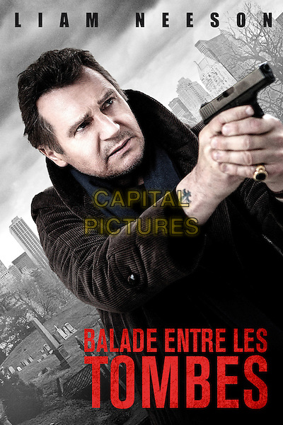 A Walk Among the Tombstones (2014) <br /> POSTER ART<br /> *Filmstill - Editorial Use Only*<br /> CAP/KFS<br /> Image supplied by Capital Pictures