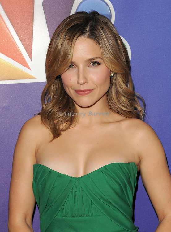 Sophia Bush arriving at the NBCUniversal Winter TCA Press Tour Day 2 held at the Langham Huntington Hotel in Pasadena Ca. January 16, 2015