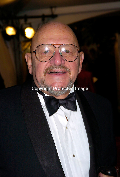 Jerry Della Femina ..at the Grand opening of the Time Warner Center in New York City on February 4, 2004. Photo by Robin Platzer, Twin Images