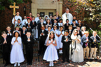 2014 HSS First Communion - portraits