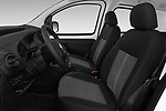 Front seat view of a 2018 Fiat Fiorino Base 5 Door MPV front seat car photos