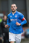Partick Thistle v St Johnstone.....14.03.15<br /> Dave Mackay<br /> Picture by Graeme Hart.<br /> Copyright Perthshire Picture Agency<br /> Tel: 01738 623350  Mobile: 07990 594431