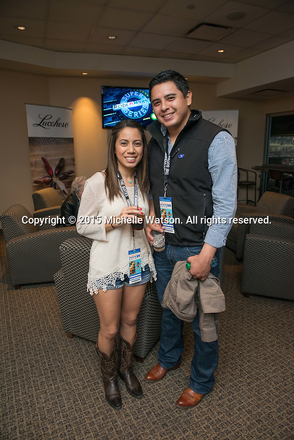 Lucchese VIP Reception at the Houston Livestock Show & Rodeo