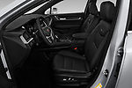 Front seat view of 2020 Cadillac XT5 Premium-Luxury 5 Door SUV Front Seat  car photos