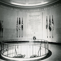 UNDATED..Historical         ..MACARTHUR MEMORIAL INTERIOR...NEG#..