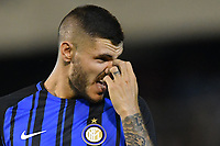 Mauro Icardi Inter <br /> San Benedetto del Tronto 06-08-2017 <br /> Football Friendly Match  <br /> Inter - Villarreal Foto Andrea Staccioli Insidefoto