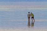 Ensenada Grande, on the western shore of Isla Partida.  Gulf of California, Baja California, Mexico