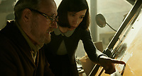 The Shape of Water (2017) <br /> Richard Jenkins and Sally Hawkins  <br /> *Filmstill - Editorial Use Only*<br /> CAP/KFS<br /> Image supplied by Capital Pictures