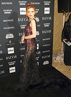 NEW YORK, NY - SEPTEMBER 08: Victoria Justice attends the 2017 Harper's Bazaar Icons at The Plaza Hotel on September 8, 2017 in New York City. <br /> CAP/MPI/JP<br /> &copy;JP/MPI/Capital Pictures