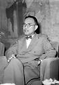 Undated - Shojiro Ishibashi was a Japanese businessman and a founder of Bridgestone Corporation.  (Photo by Kingendai Photo Library/AFLO)