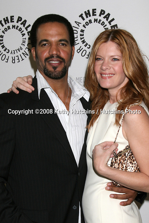 Krsitoff St. John & Michelle Stafford.Young and the Restless Celebrates 35 Years.Paley Center for Media.Beverly Hills, CA.April 10, 2008.©2008 Kathy Hutchins / Hutchins Photo....