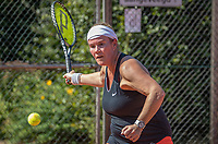 Etten-Leur, The Netherlands, August 27, 2017,  TC Etten, NVK, Eva Haslinghuis (NED)<br /> Photo: Tennisimages/Henk Koster