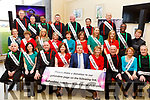 Staff of UHK launching Strictly Come Dancing for Chemotherapy Day Unit in University Hospital Kerry  on Thursday last.