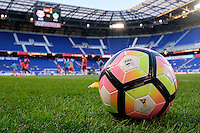 Harrison, NJ - Wednesday Aug. 03, 2016: Ball during a CONCACAF Champions League match between the New York Red Bulls and Antigua at Red Bull Arena.