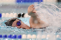 Picture by Richard Blaxall/SWpix.com - 14/04/2018 - Swimming - EFDS National Junior Para Swimming Champs - The Quays, Southampton, England - Charlotte McGuinness of Harrogate in action during the Women's Open 100m Freestyle
