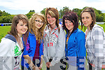 Lisa Dillon, Pippa Harnett, Louise Healy, Rita Sheehy and Jo Jo Lyons, Abbeyfeale at Abbeyfeale races on Sunday.