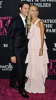SANTA MONICA, CA, USA - OCTOBER 18: Rodger Berman, Rachel Zoe arrives at Elyse Walker's 10th Annual Pink Party held at Santa Monica Airport HANGAR:8 on October 18, 2014 in Santa Monica, California, United States. (Photo by Celebrity Monitor)