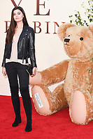 Emily Canham<br /> arriving for the World Premiere of &quot;Goodbye Christopher Robin&quot; at the Odeon Leicester Square, London<br /> <br /> <br /> &copy;Ash Knotek  D3311  20/09/2017