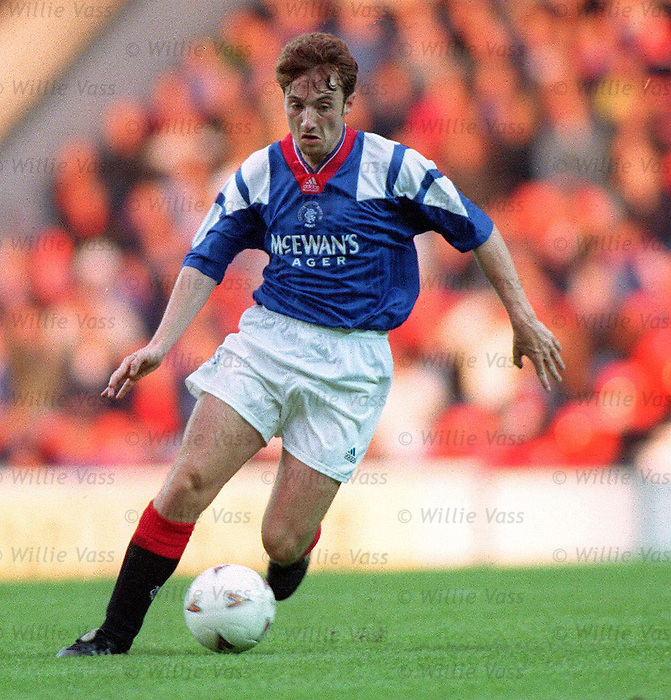 Neil Murray, Rangers 1992