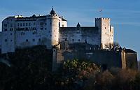 Oesterreich, Salzburger Land, Salzburg: Festung Hohensalzburg | Austria, Salzburger Land, Salzburg: Fortress Hohensalzburg