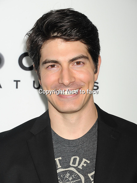 Actor Brandon Routh arrives at the Los Angeles premiere of 'The World's End' at ArcLight Cinemas Cinerama Dome in Hollywood, California, 21.08.2013.<br />
