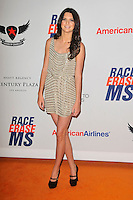Kendall Jenner at the 19th Annual Race To Erase MS - 'Glam Rock To Erase MS' event at the Hyatt Regency Century Plaza on May 18, 2012 in Century City, California. © mpi35/MediaPunch Inc.