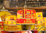 Canned Food, Franchi Supermarket, Rome, Italy