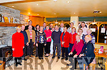 CELEBRATING GOLD: Members of the Kenmare Tidy Towns Committee gathered at Davitt's Restaurant on Monday night to celebrate their gold medal success in the 2015 Tidy Towns Competition.
