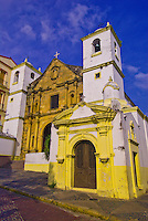 La Merced Church, Casco Viejo (Old City), San Felipe district, Panama City, Panama