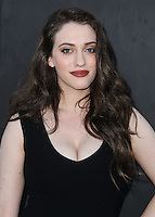 BEVERLY HILLS, CA - JULY 29: Kat Dennings attends the CBS, Showtime, CW 2013 TCA Summer Stars Party at 9900 Wilshire Blvd on July 29, 2013 in Beverly Hills, California. (Photo by Celebrity Monitor)