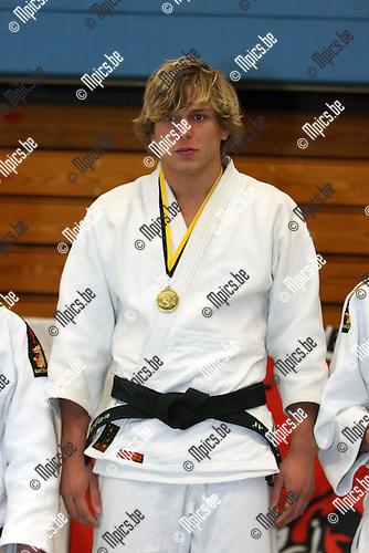 2010-02-12 / Judo / VK Herentals 2010 / Dylan Van Nuffel..Foto: mpics
